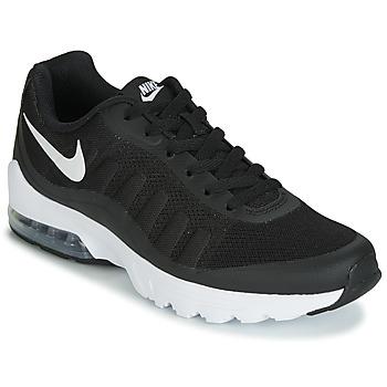Čevlji  Moški Nizke superge Nike AIR MAX INVIGOR Črna / Bela