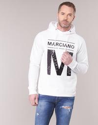 Oblačila Moški Puloverji Marciano M LOGO Bela