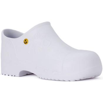 Čevlji  Poslovni čevlji Calzuro PRO SAFETY BIANCO Bianco