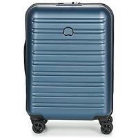 Torbice Trdi kovčki Delsey SEGUR 2.0 CAB SL 4DR 55CM Modra