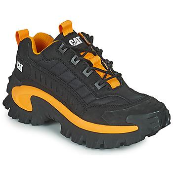 Čevlji  Moški Nizke superge Caterpillar INTRUDER Črna