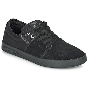 Čevlji  Nizke superge Supra STACKS II Črna
