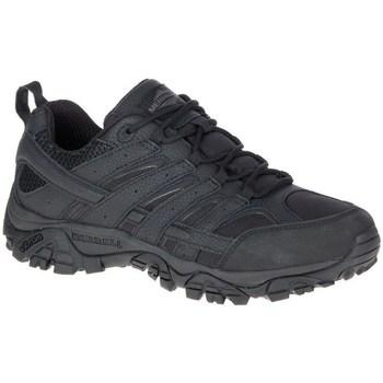Čevlji  Moški Pohodništvo Merrell Moab 2 Tactical Črna