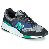 Čevlji  Moški Nizke superge New Balance 997 Črna / Modra
