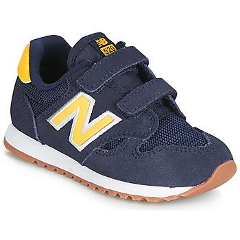 Čevlji  Otroci Nizke superge New Balance 520 Modra