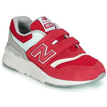 Čevlji  Otroci Nizke superge New Balance 997 Rdeča