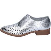 Čevlji  Ženske Čevlji Derby & Čevlji Richelieu Francescomilano BS73 Srebro