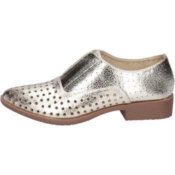 Čevlji  Ženske Čevlji Derby & Čevlji Richelieu Francescomilano BS74 Srebro
