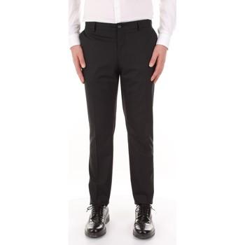 Oblačila Moški Elegantne hlače Premium By Jack&jones 12084146 Nero