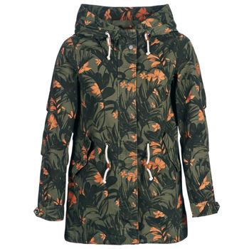 Oblačila Ženske Parke Only ONLNEW DEMI Kaki