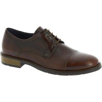 Čevlji  Moški Čevlji Derby Raymont 625 BROWN marrone