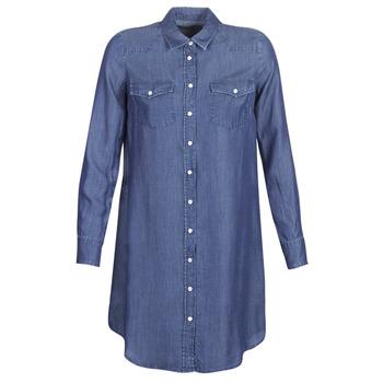 Oblačila Ženske Kratke obleke Yurban kOULIOTE Modra