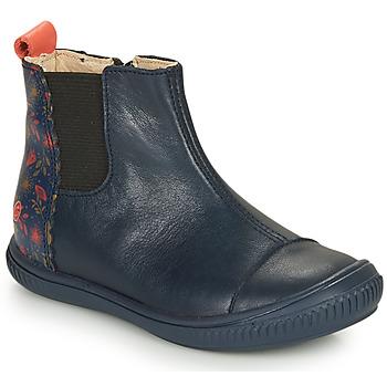 Čevlji  Deklice Polškornji GBB ONAO Modra