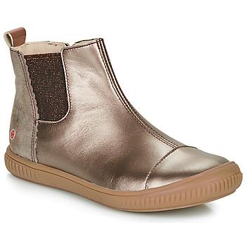 Čevlji  Deklice Polškornji GBB ONAO Bronze / Taupe