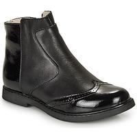 Čevlji  Deklice Polškornji GBB OURIETTE Črna