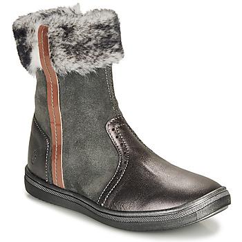 Čevlji  Deklice Polškornji GBB OZOE Siva