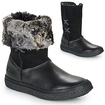 Čevlji  Deklice Polškornji GBB OLINETTE Črna