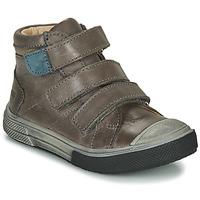 Čevlji  Dečki Visoke superge GBB OSHIRO Siva