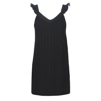 Oblačila Ženske Kratke obleke Betty London KOUDIE Črna