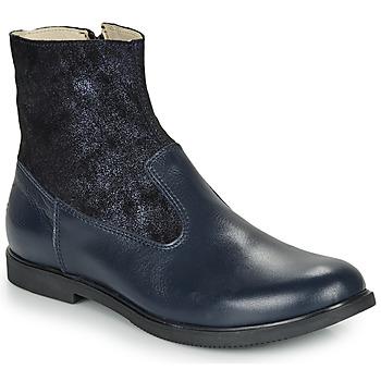 Čevlji  Deklice Polškornji GBB OSHINO Modra