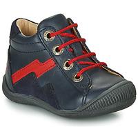 Čevlji  Dečki Polškornji GBB ORAM Rdeča
