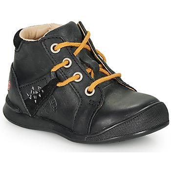 Čevlji  Dečki Polškornji GBB ORBINO Črna
