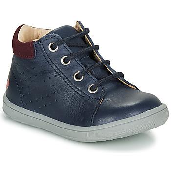 Čevlji  Dečki Visoke superge GBB FOLLIO Modra