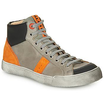 Čevlji  Dečki Visoke superge GBB OSTRAVI Siva