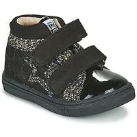 Čevlji  Deklice Visoke superge GBB OHANE Siva