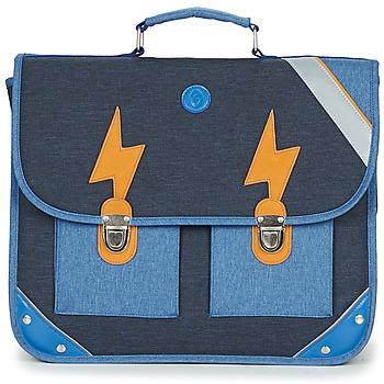 Torbice Otroci Šolska torba GBB CAMARI Modra