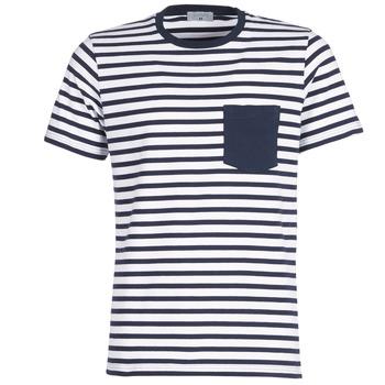 Oblačila Moški Majice s kratkimi rokavi Casual Attitude KARALE Bela
