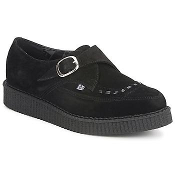 Čevlji  Čevlji Derby TUK MONDO SLIM Črna