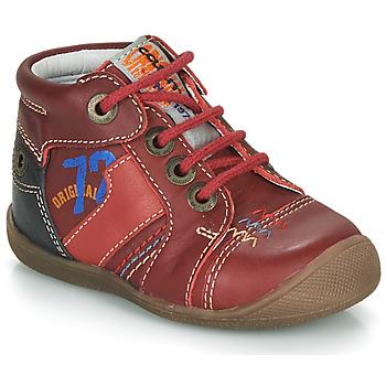 Čevlji  Dečki Polškornji Catimini CYRUS Rdeča