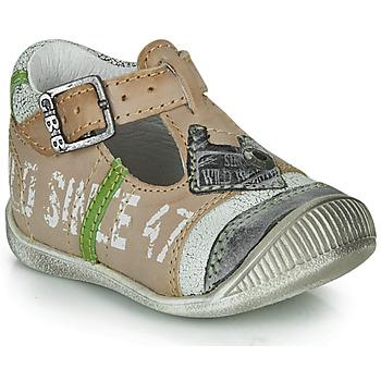 Čevlji  Dečki Sandali & Odprti čevlji GBB IOKO Bež