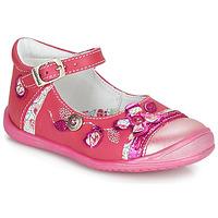 Čevlji  Deklice Balerinke Catimini CIVETTE Rožnata