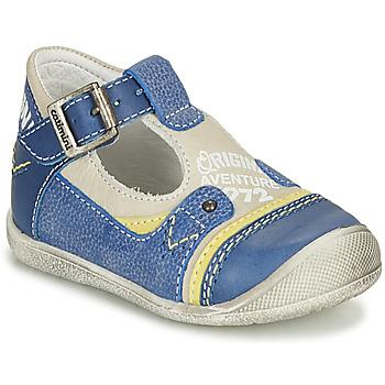 Čevlji  Dečki Sandali & Odprti čevlji Catimini CALAO Modra