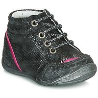 Čevlji  Deklice Polškornji GBB LAURE Črna