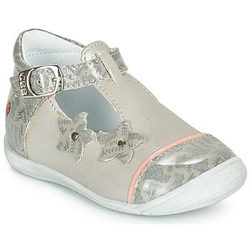 Čevlji  Deklice Sandali & Odprti čevlji GBB MARILOU Siva