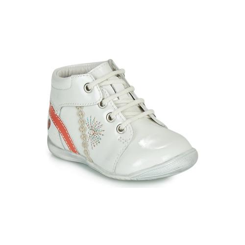 Čevlji  Deklice Polškornji GBB MELANIE Bela