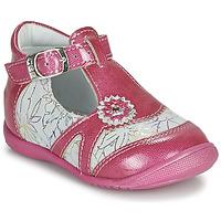 Čevlji  Deklice Sandali & Odprti čevlji GBB MILLA Rožnata