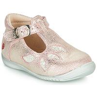 Čevlji  Deklice Sandali & Odprti čevlji GBB MARIE Rožnata