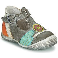 Čevlji  Dečki Sandali & Odprti čevlji GBB MARIO Siva / Modra
