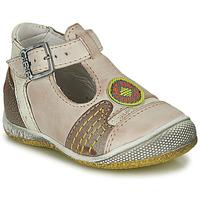 Čevlji  Dečki Sandali & Odprti čevlji GBB MARIO Bež