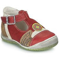 Čevlji  Dečki Sandali & Odprti čevlji GBB MARIO Rdeča