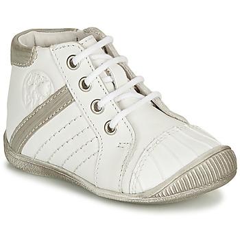 Čevlji  Dečki Polškornji GBB MATYS Bela