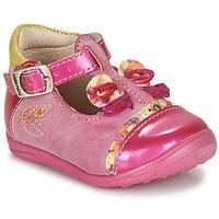 Čevlji  Deklice Sandali & Odprti čevlji Catimini CALATHEA Rožnata