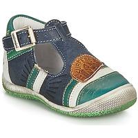 Čevlji  Dečki Sandali & Odprti čevlji Catimini COURLIS Modra
