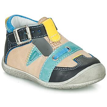 Čevlji  Dečki Sandali & Odprti čevlji Catimini COLIOU Modra