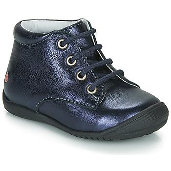 Čevlji  Deklice Polškornji GBB NAOMI Modra