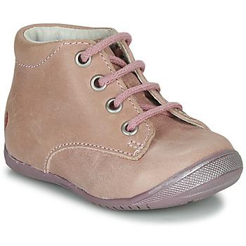 Čevlji  Deklice Polškornji GBB NAOMI Rožnata
